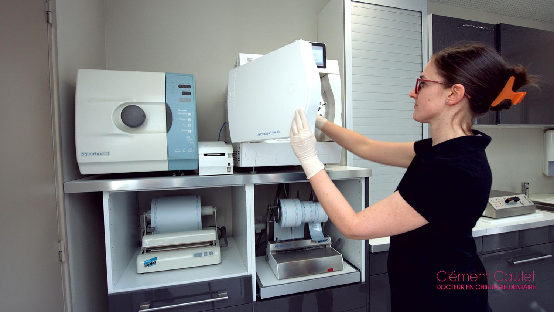 Un matériel dentaire à la pointe de la technologie - Dentiste rodez